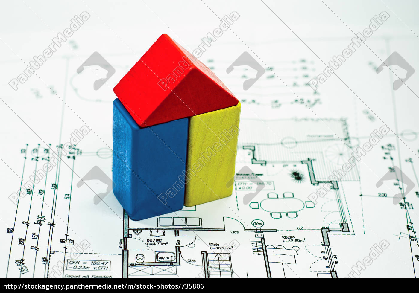 house, building - 735806