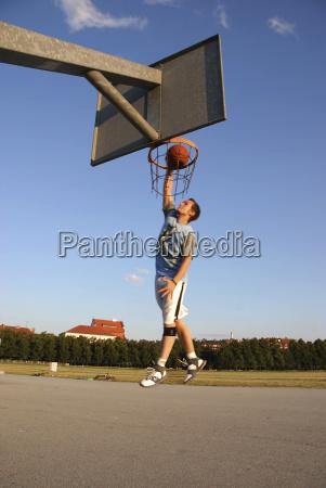 basketball, player - 738448