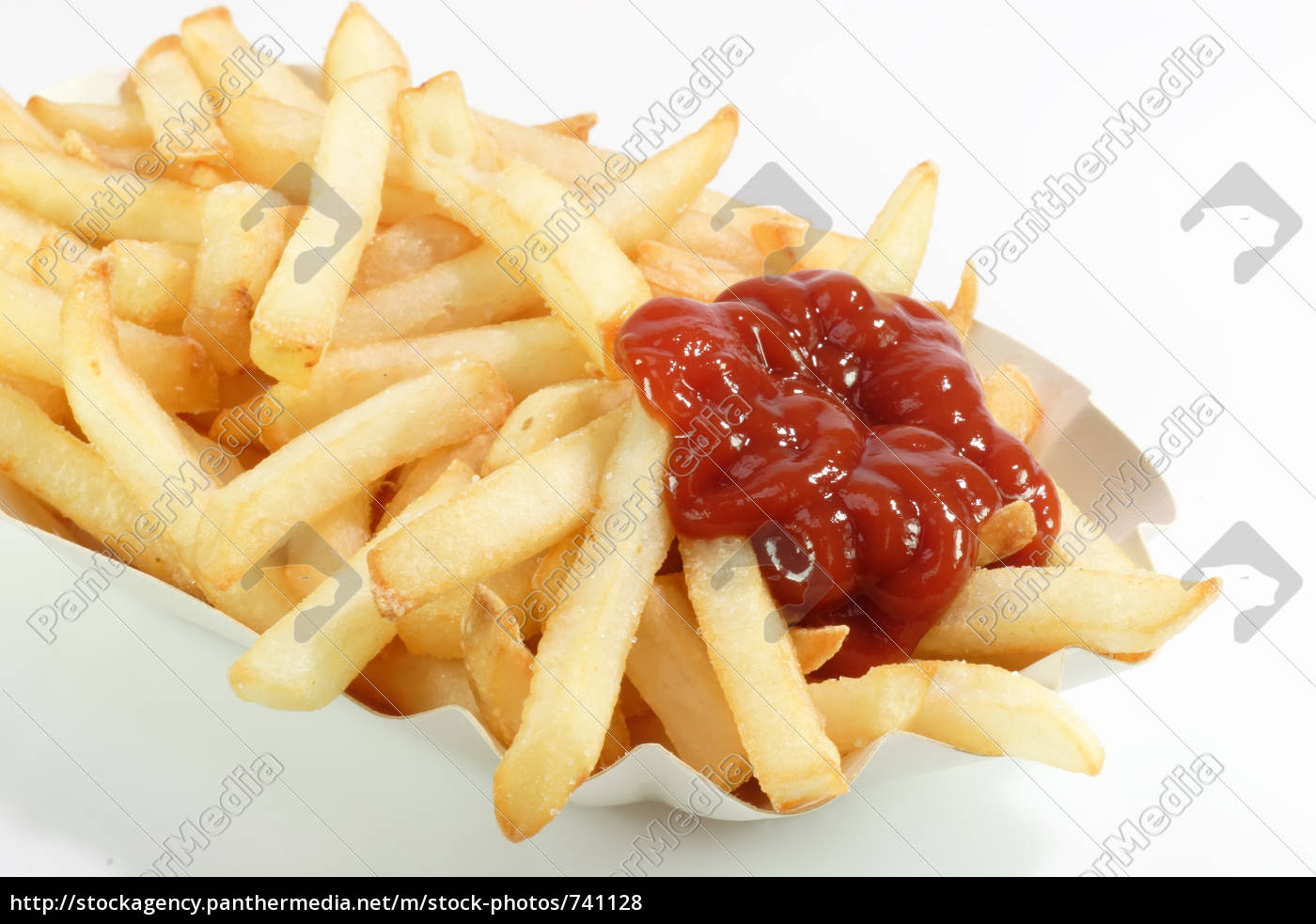 fries, with, ketchup - 741128
