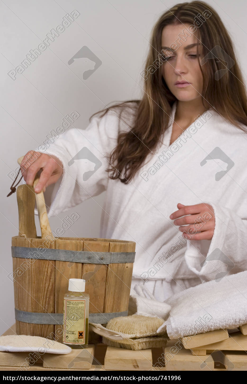 sauna, infusion - 741996