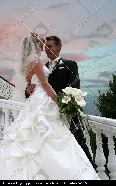 sunset, of, the, wedding, ... - 741074