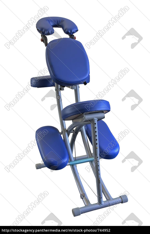 massage, chair - 744952