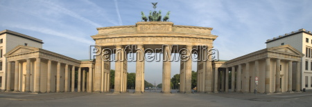 brandenburg, gate, -, berlin - 763935