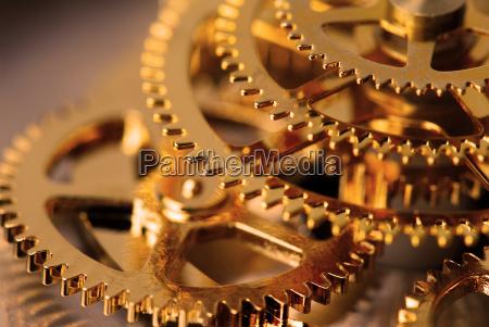 golden, gears - 763773