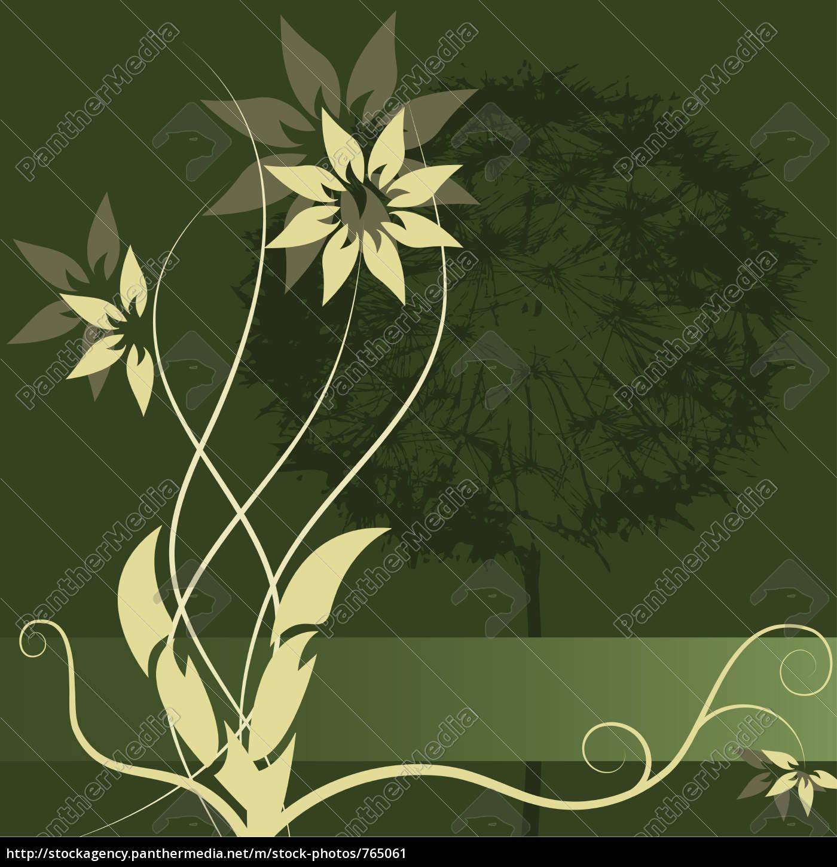 flower, design - 765061
