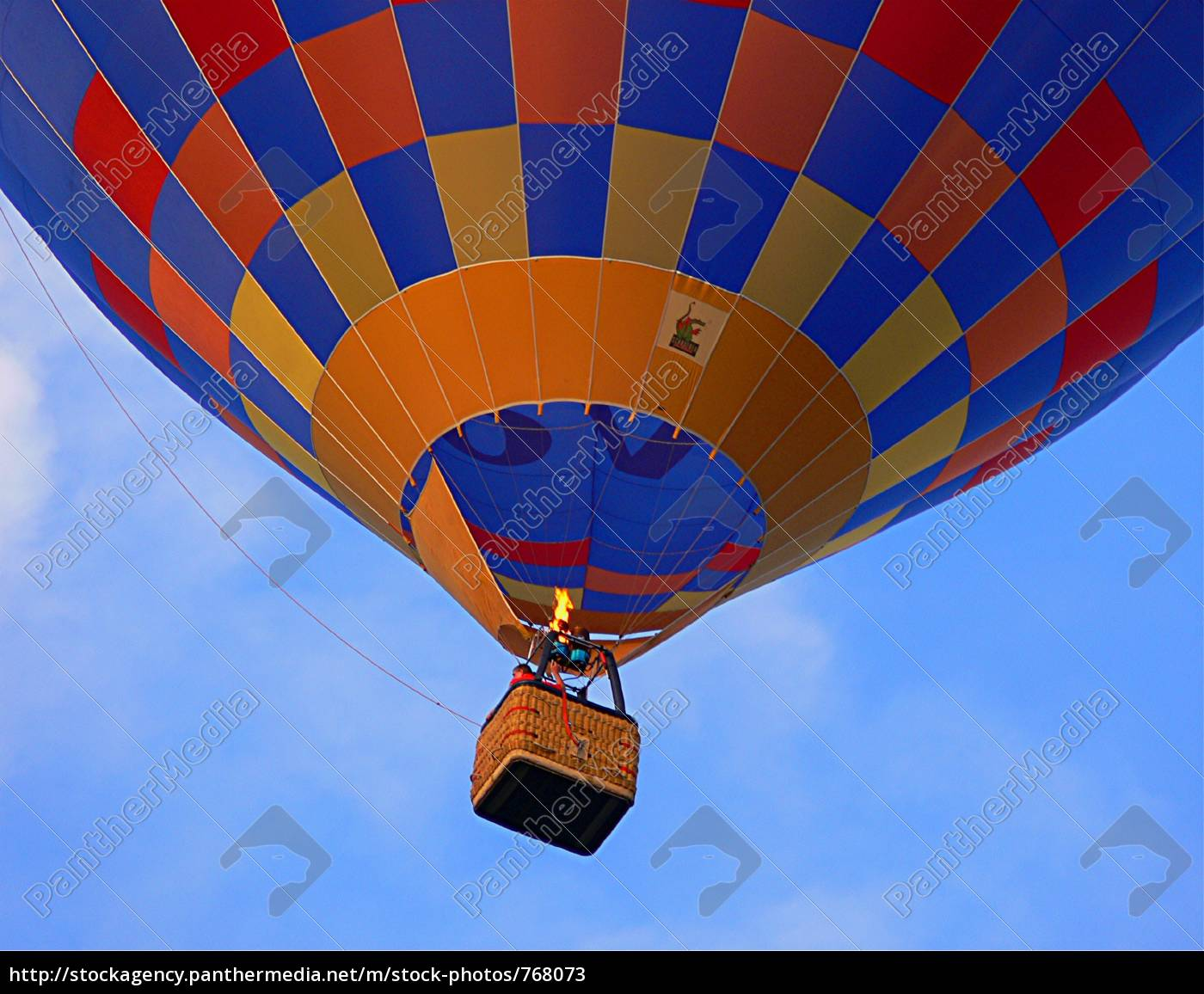 hot, air, balloon - 768073