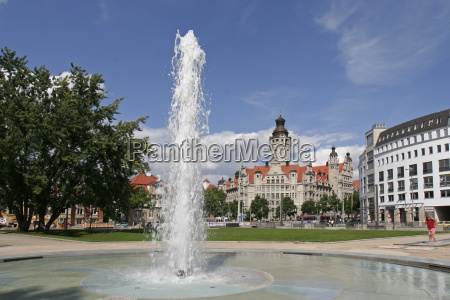 leipzig, -, new, town, hall - 769833