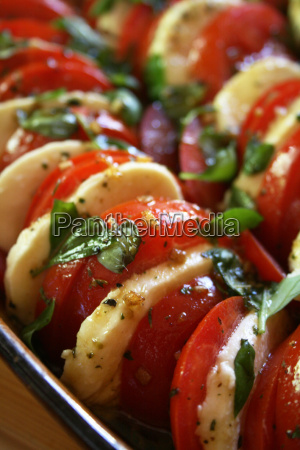 tomato, mozzarella - 772461