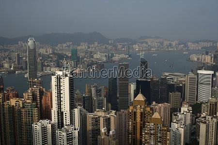 hong, kong, skyline - 775569