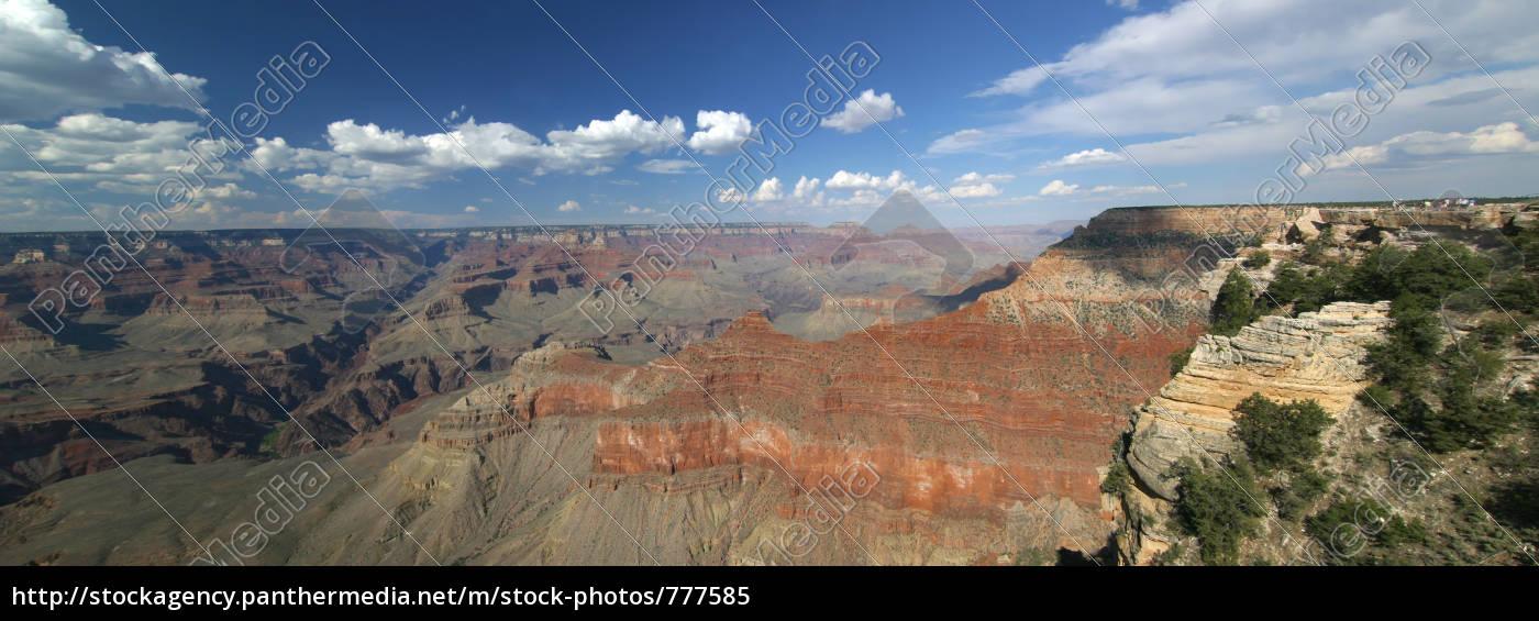 grand, canyon, south, rim, panorama - 777585