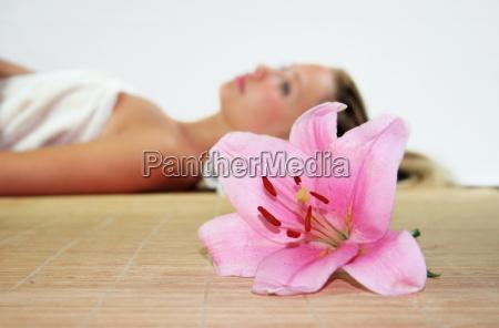 beauty, wellness, portrait - 780451