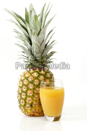 freshly, squeezed, pineapple, juice - 781517