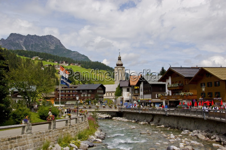 lech, am, arlberg - 782229