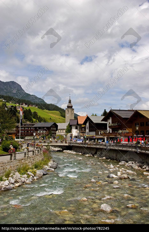 lech, am, arlberg - 782245