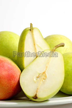 pear in detail