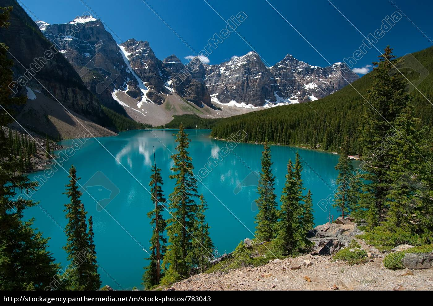 moraine, lake - 783043