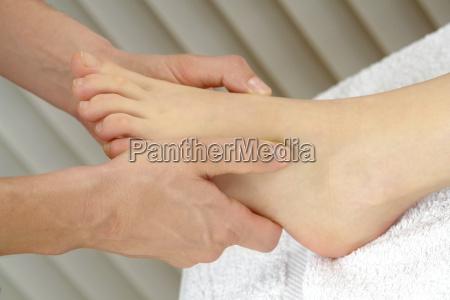 foot, massage - 790955