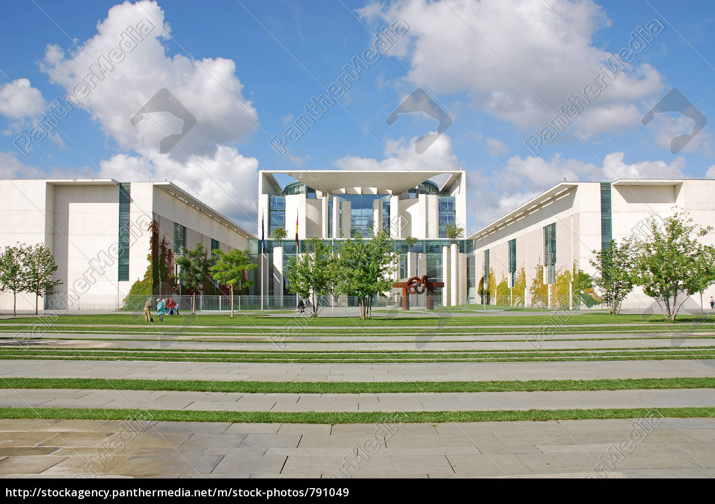 at, the, federal, chancellery - 791049