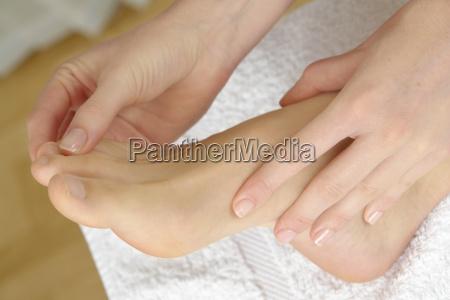 foot, massage - 791567
