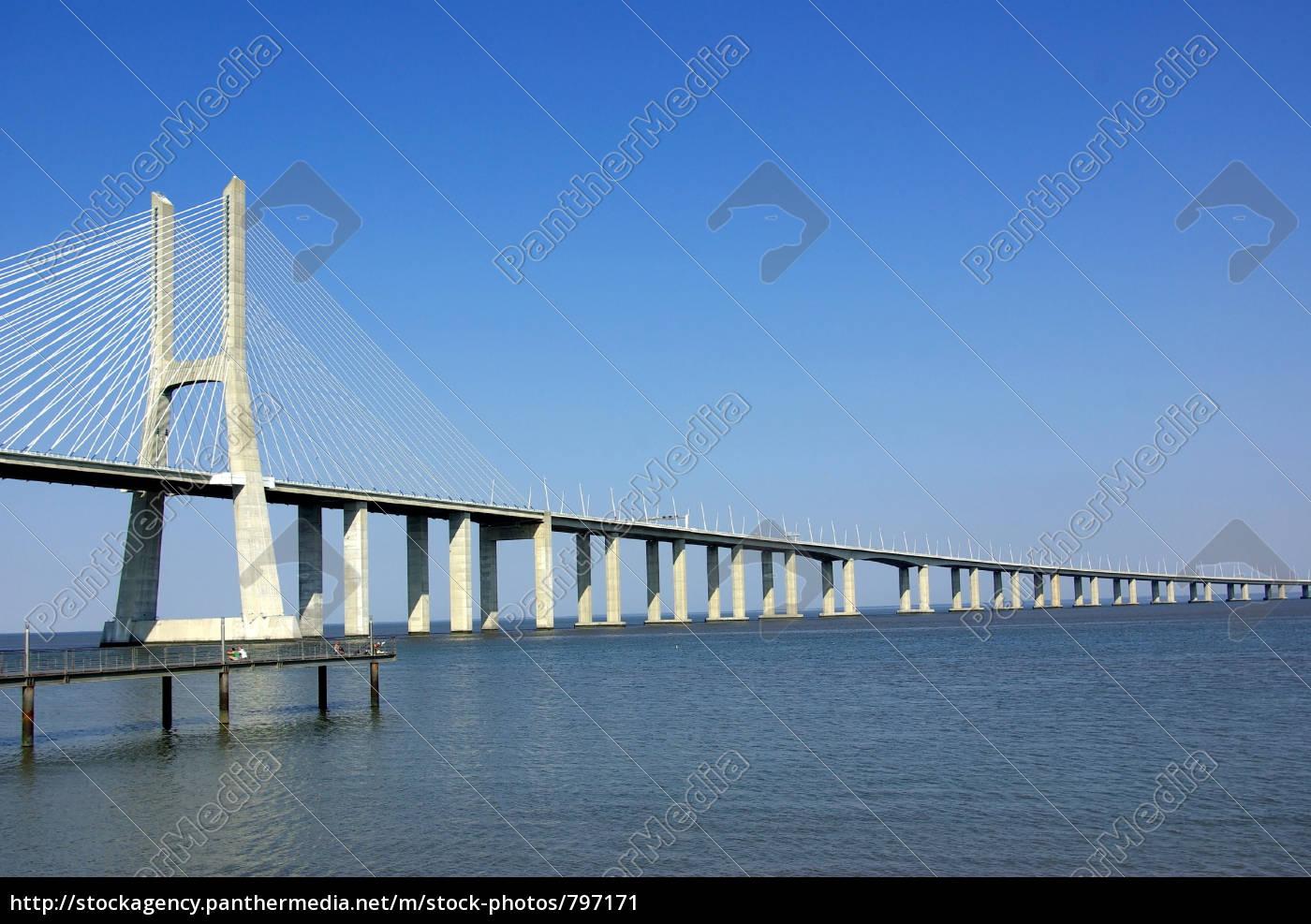 bridge, in, lisbon, portugal. - 797171