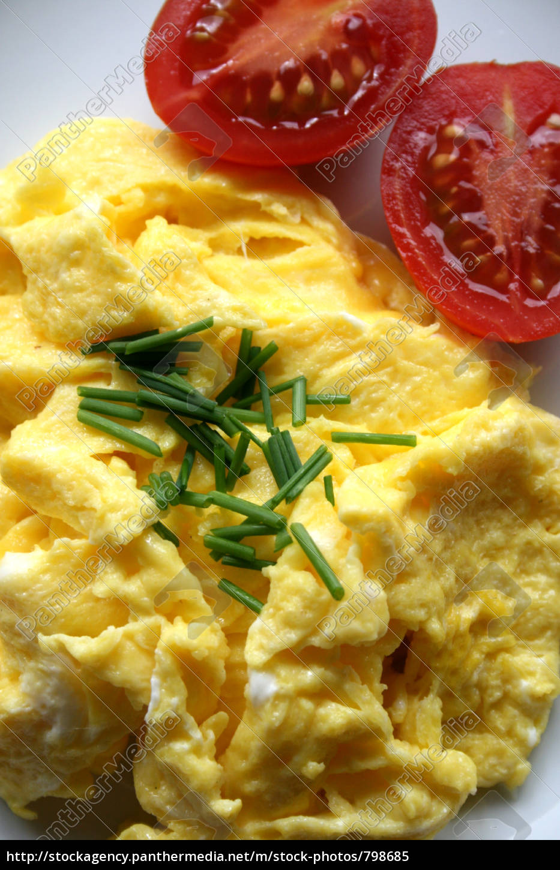 scrambled, eggs, (2) - 798685