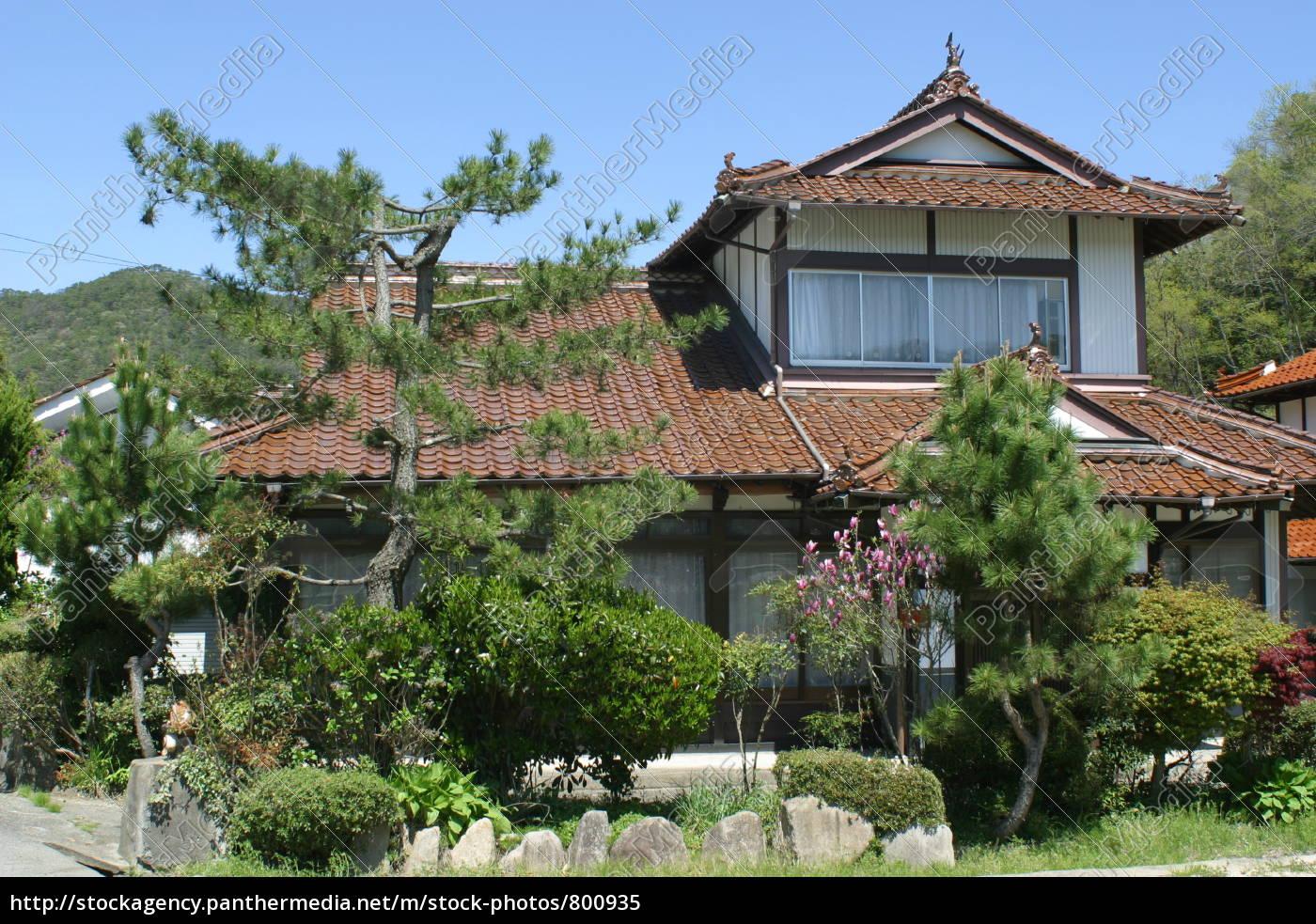 japanese, house - 800935
