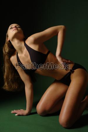 black, bikini - 805133