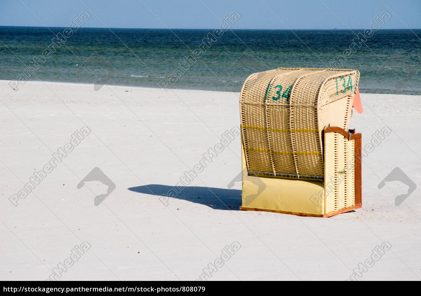 beach, chair - 808079