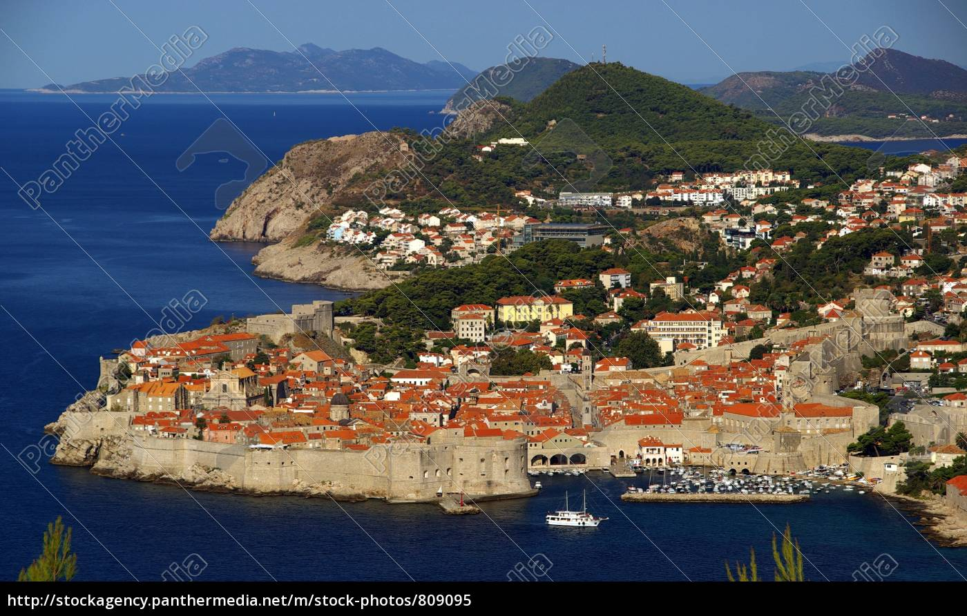 dubrovnik, from, top, 03 - 809095