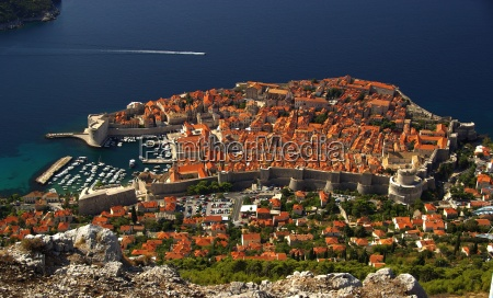 dubrovnik, from, top, 12 - 811969
