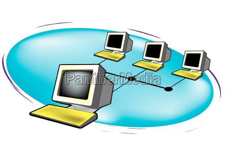 internet, communication - 811553