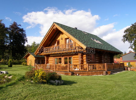 wooden, house - 813201