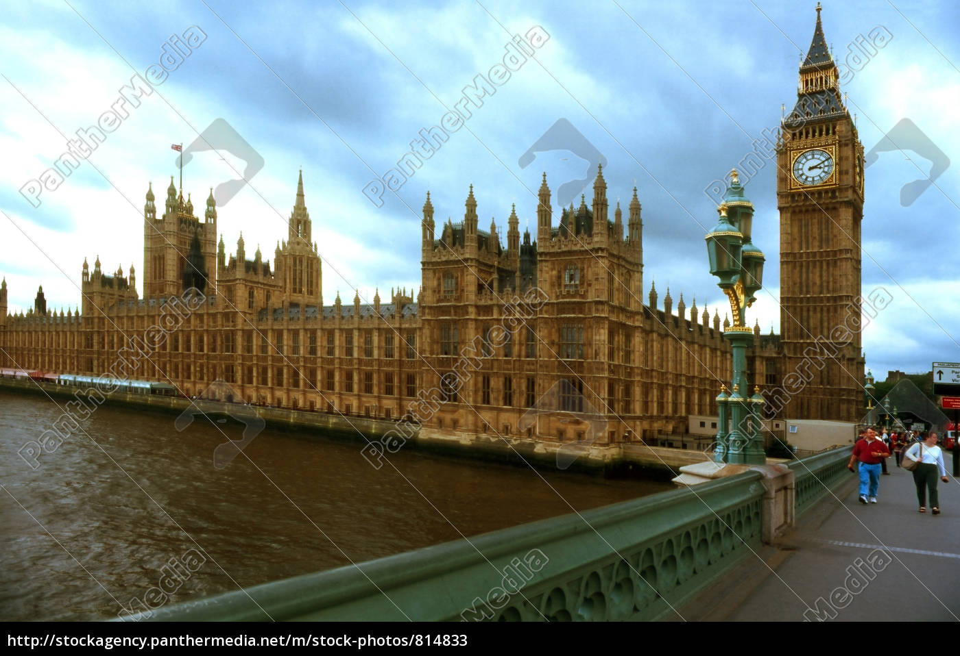 houses, of, parliament, and, big, ben - 814833