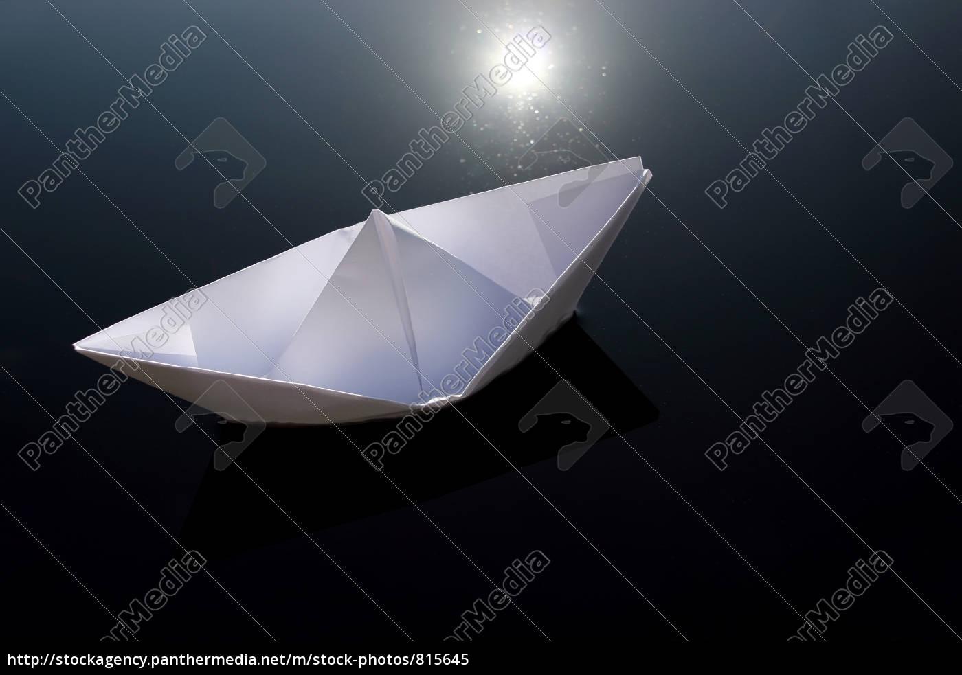paper, boat - 815645