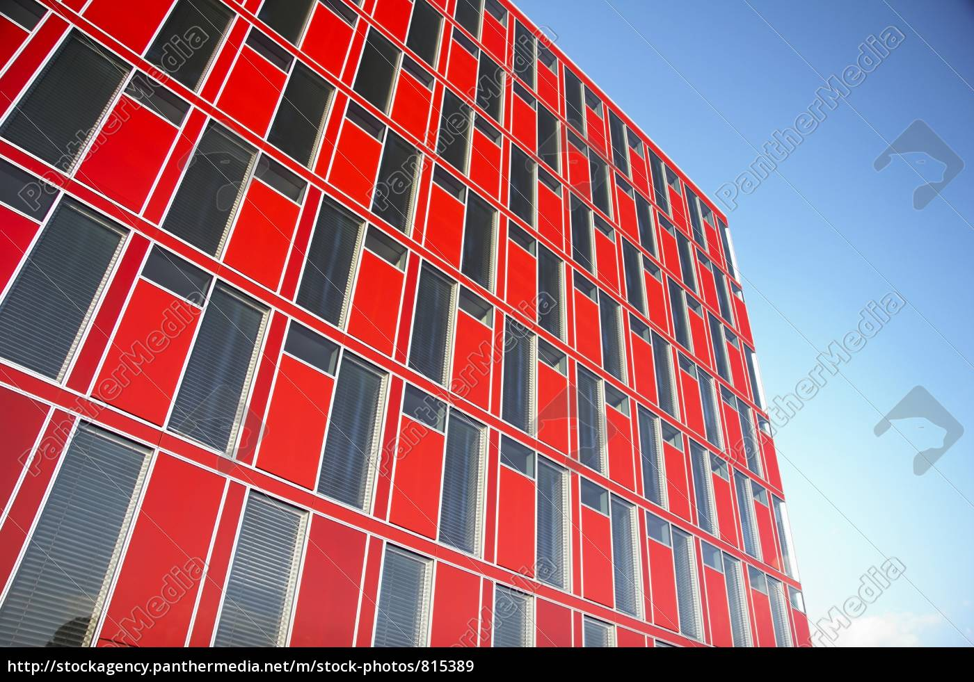 red, modern, office, building - 815389
