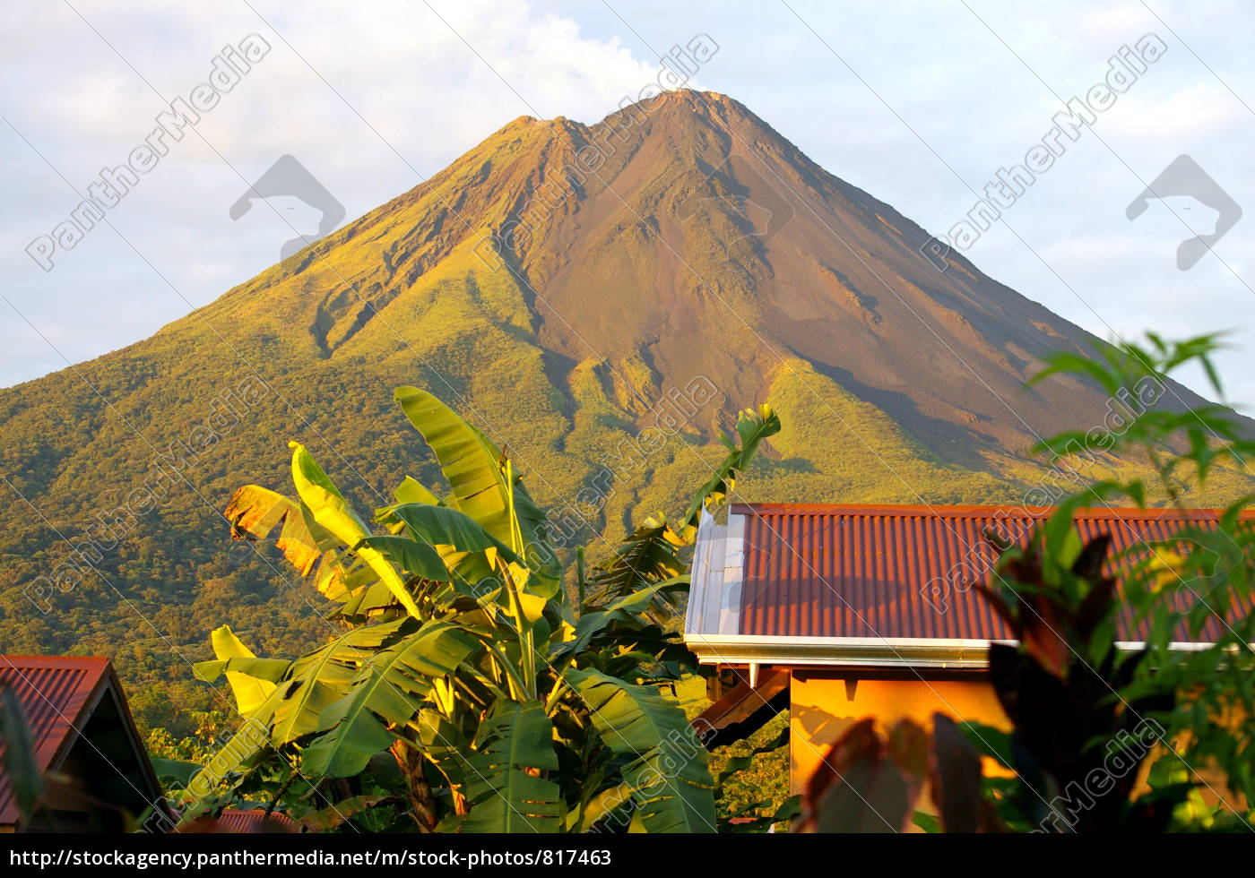arenal, volcano - 817463
