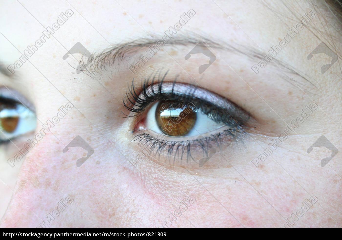 brown, eyes, i - 821309