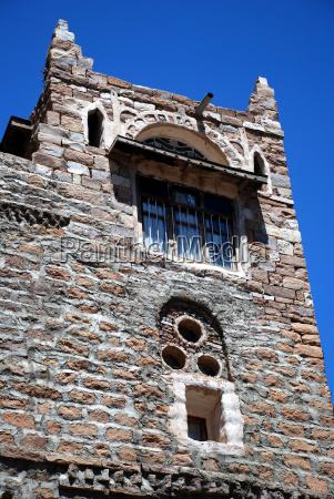 yemenitic architecture