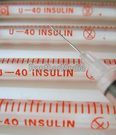 inject insulin