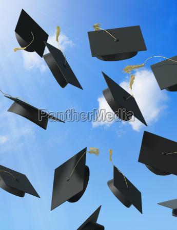 graduation cheering