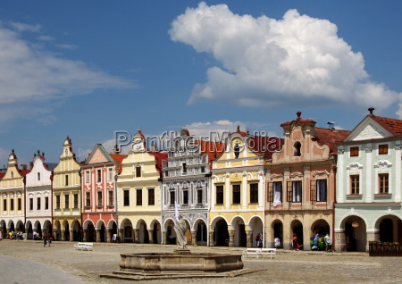telc listed houses