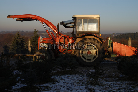fir conservation tractor