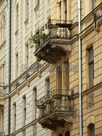riga house facade iii