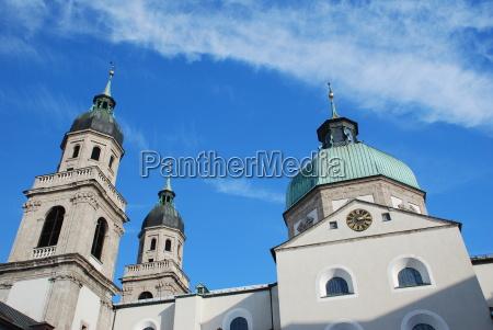 jesuit church innsbruck