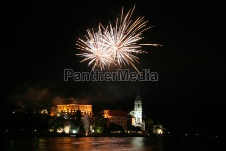 fireworks duernstein no 2