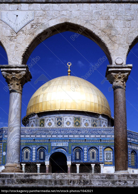 the, rock, jerusalem - 1042021