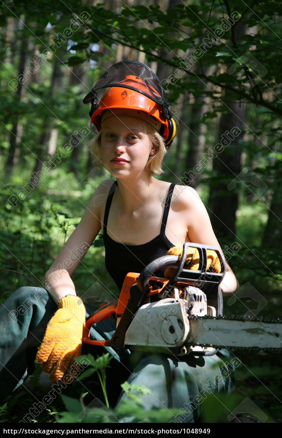 forest, worker - 1048949