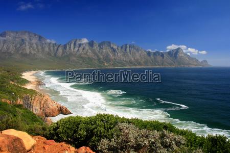 false bay south africa