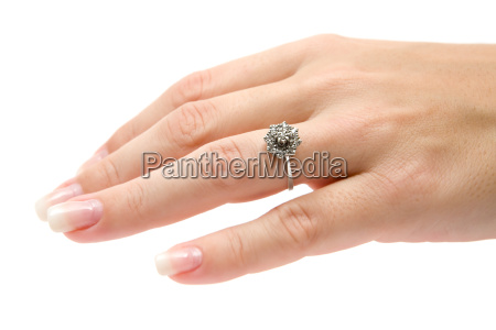 engagement, ring - 1073935