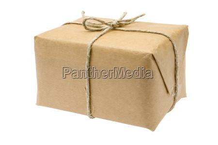 brown parcels